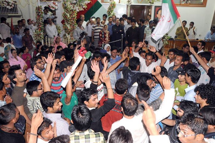 MQM kept up their win on PS-128
