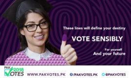 Vote sensibly